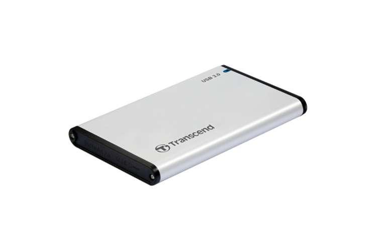 BOITIER EXTERNE POUR SSD/HDD 2.5 SATA SILVER S3 USB3.0/2.0 ts0gsj25s3-2