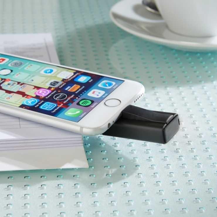 CLE USB 32GO SERIE IMOBILE NOIR LIGHTNING USB 3.0 3535480-5