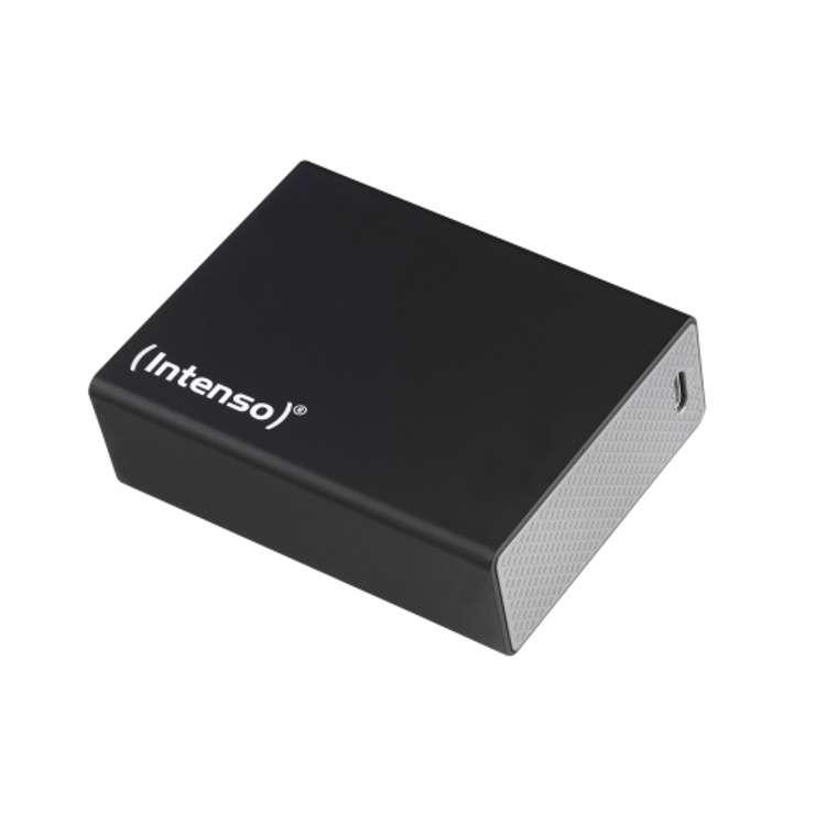 POWERBANK SERIE ST 6600MAH 5 V 2.1A 1X USB NOIR 0