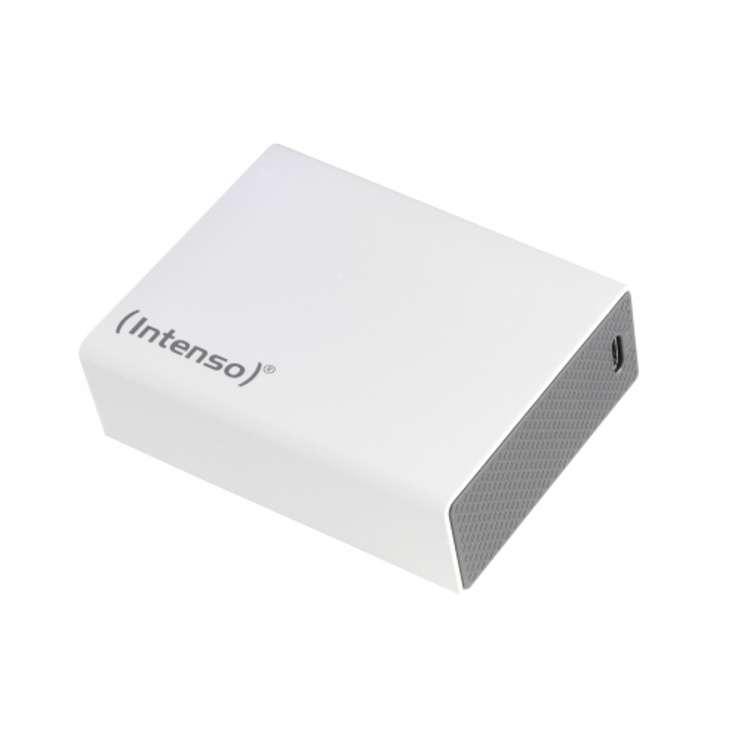 POWERBANK SERIE ST 6600MAH 5 V 2.1A 1X USB BLANC 0