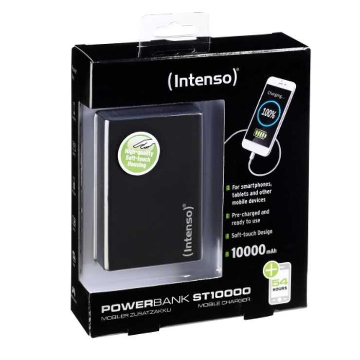 CHARGEUR SERIE ST 10000MAH 5 V 3.1A 2X USB NOIR 7333530-2