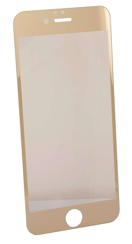 FILM DE PROTECTION ECRAN VERRE TREMPE POUR IPHONE 6 / 6S CONTOUR GOLD 0