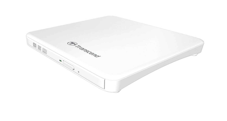 GRAVEUR DVD EXTERNE 8X SLIM DOUBLE COUCHE BLANC USB 2.0 0