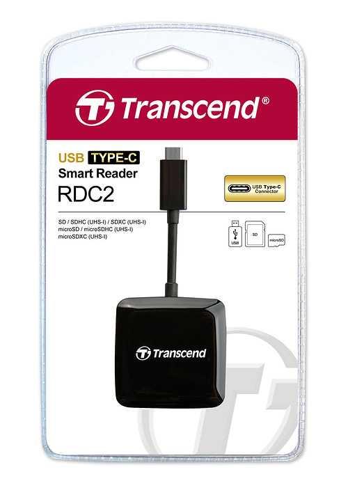 LECTEUR DE CARTE C2K OTG 3 EN 1 USB TYPE C tsrdc2k-2