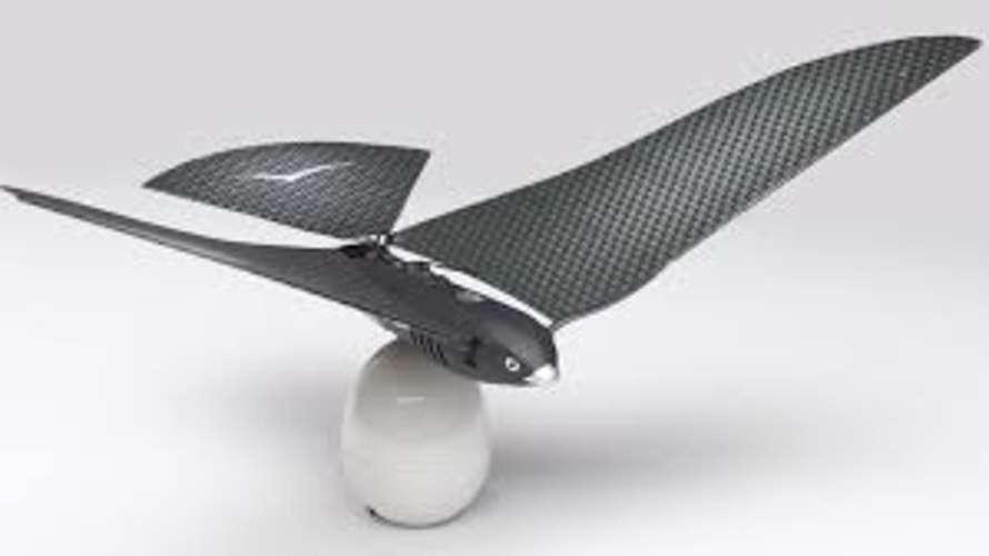DRONE BIONIC BIRD BLUETOOTH CONNECTE POUR SMARTPHONE PORTEE 100M bionicbird-1