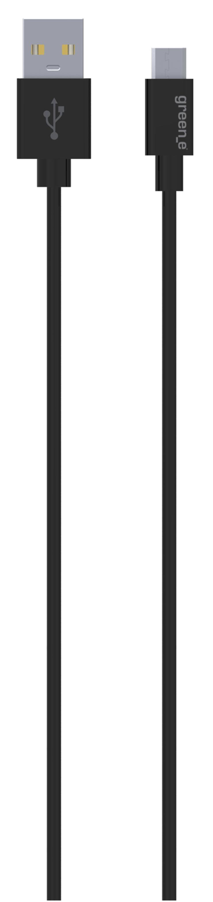 KIT CHARGEUR SECTEUR TURBO 1 X 2.4A + CORDON MICRO USB + HOUSSE DE TRANSPORT gr3006-1