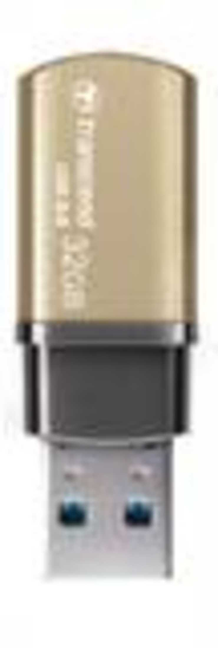 CLE USB 32GO SERIE 820 GOLD USB 3.0 ts32gjf820g3