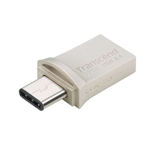 CLE USB 32GO SERIE 890 SILVER USB 3.1 TYPE C 0