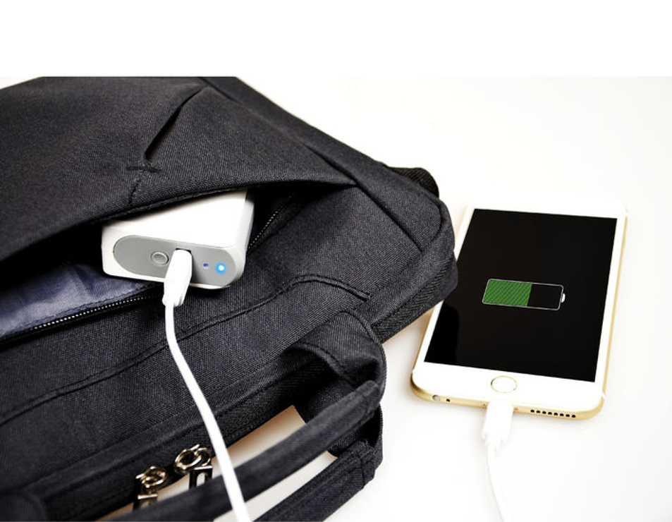 CHARGEUR SECTEUR 1 X USB1A AVEC POWERBANK 2000MAH BLANC 900027-3hd