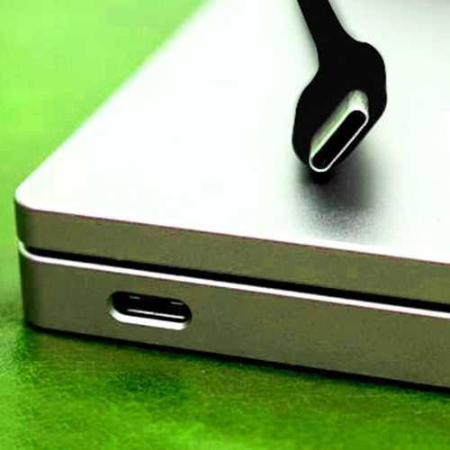 CORDON SYNCHRO + CHARGE USB/TYPE C 1M NOIR + SUPPORT DE CORDON INCLUS 900061-3