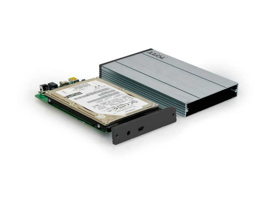 "BOITIER EXTERNE POUR HDD 2.5"" SATA III +IDE NOIR USB3.0 900031-3"