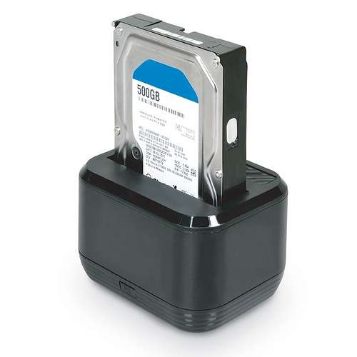 DOCKING STATION POUR HDD 2.5'''' + 3.5'''' 900040-1
