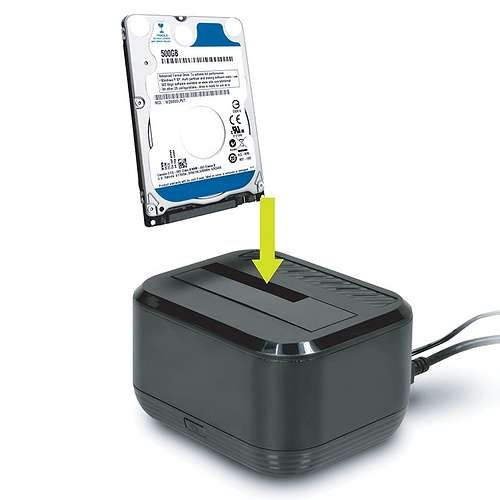 DOCKING STATION POUR HDD 2.5'''' + 3.5'''' 900040-3
