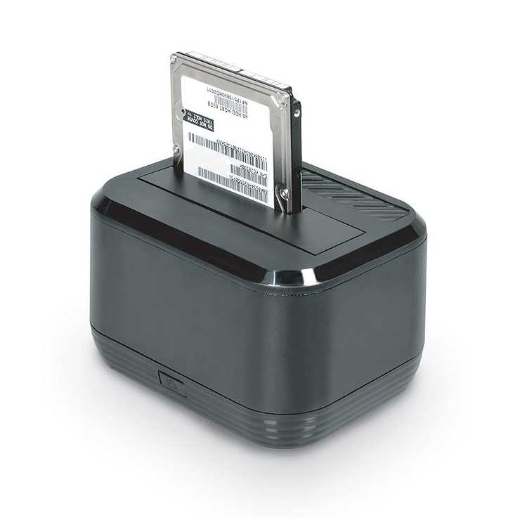 DOCKING STATION POUR HDD 2.5'''' + 3.5'''' 900040-2