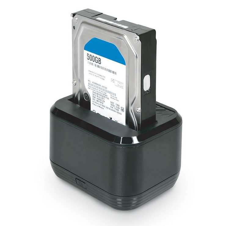 DOCKING STATION POUR HDD 2.5'''' + 3.5'''' 0
