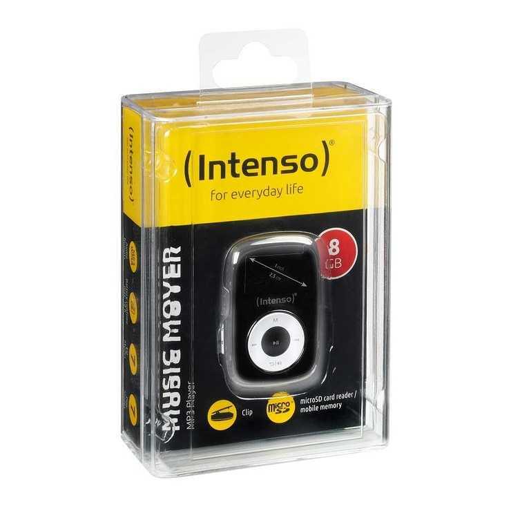 LECTEUR MP3 SERIE MUSIC MOVER + MICROSD 8GO NOIR 3614560p1