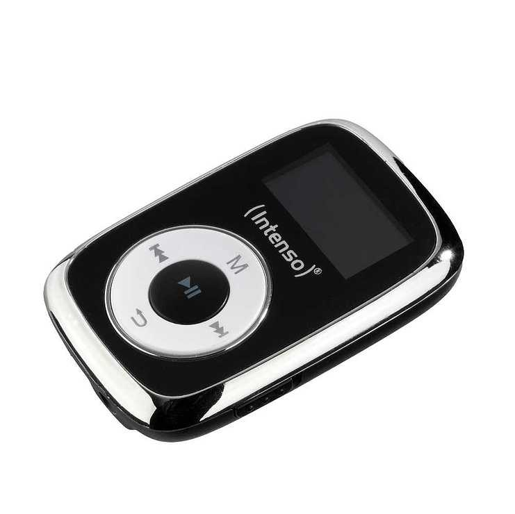 LECTEUR MP3 SERIE MUSIC MOVER + MICROSD 8GO NOIR 3614560p3