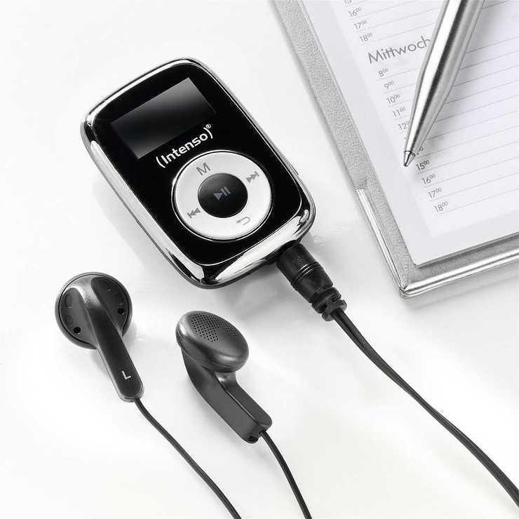 LECTEUR MP3 SERIE MUSIC MOVER + MICROSD 8GO NOIR 3614560p5