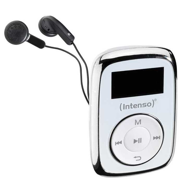 LECTEUR MP3 MUSIC MOVER + MICROSD 8GO BLANC 3614562p2