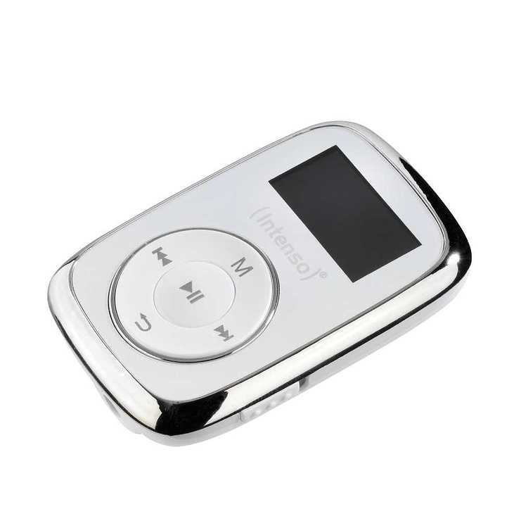 LECTEUR MP3 MUSIC MOVER + MICROSD 8GO BLANC 3614562p3