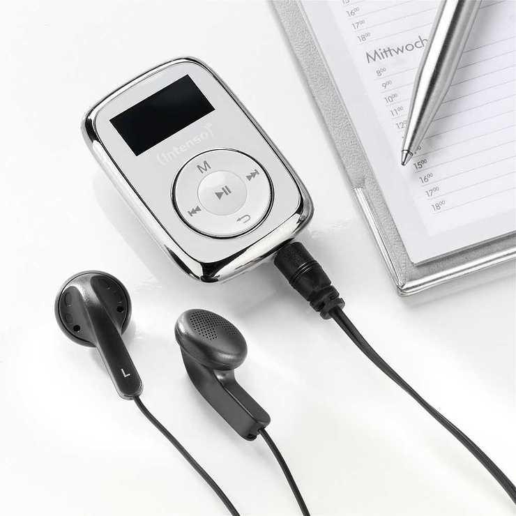 LECTEUR MP3 MUSIC MOVER + MICROSD 8GO BLANC 3614562p5