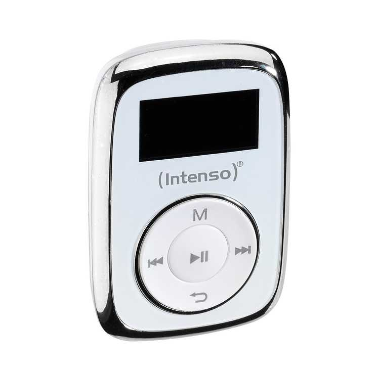 LECTEUR MP3 MUSIC MOVER + MICROSD 8GO BLANC 0