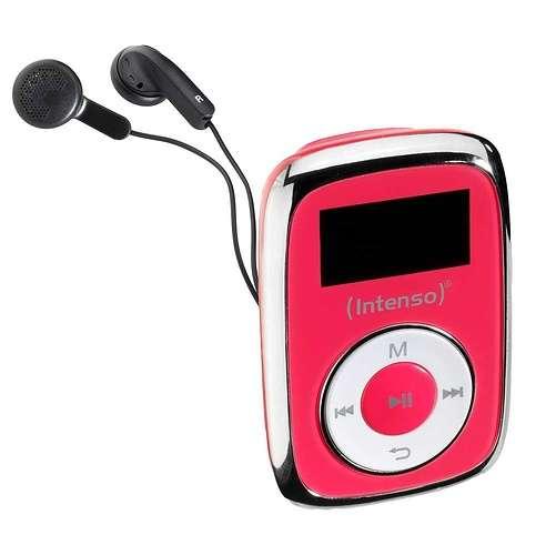 LECTEUR MP3 MUSIC MOVER + MICROSD 8GO ROSE 3614563p2
