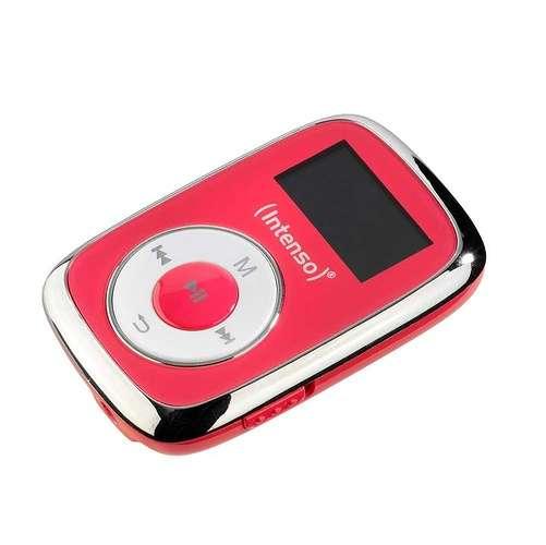 LECTEUR MP3 MUSIC MOVER + MICROSD 8GO ROSE 3614563p3