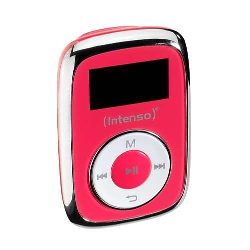 LECTEUR MP3 MUSIC MOVER + MICROSD 8GO ROSE 0