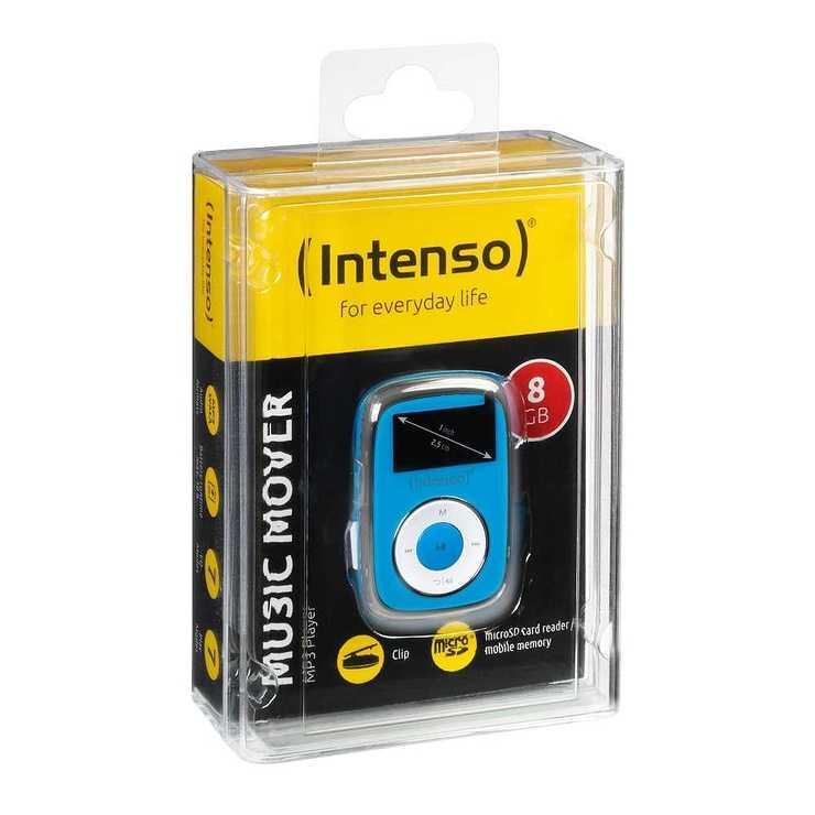 LECTEUR MP3 SERIE MUSIC MOVER CLIP BLEU 3614564p1