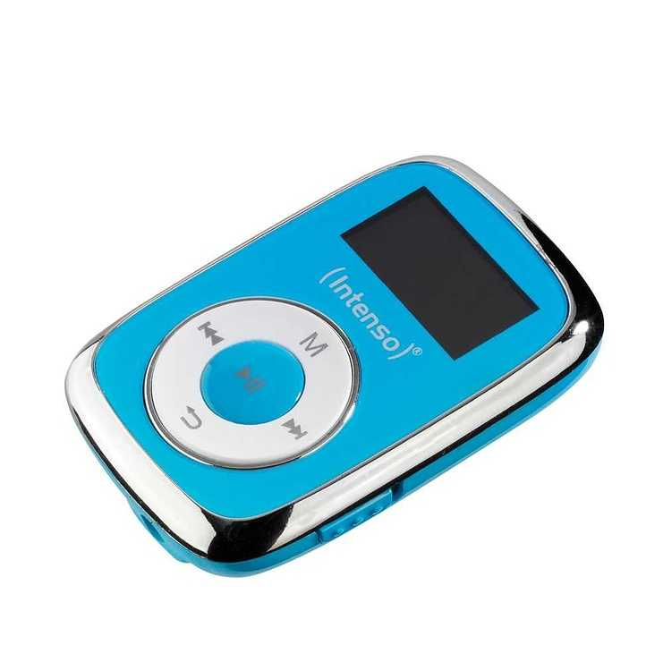 LECTEUR MP3 SERIE MUSIC MOVER CLIP BLEU 3614564p3