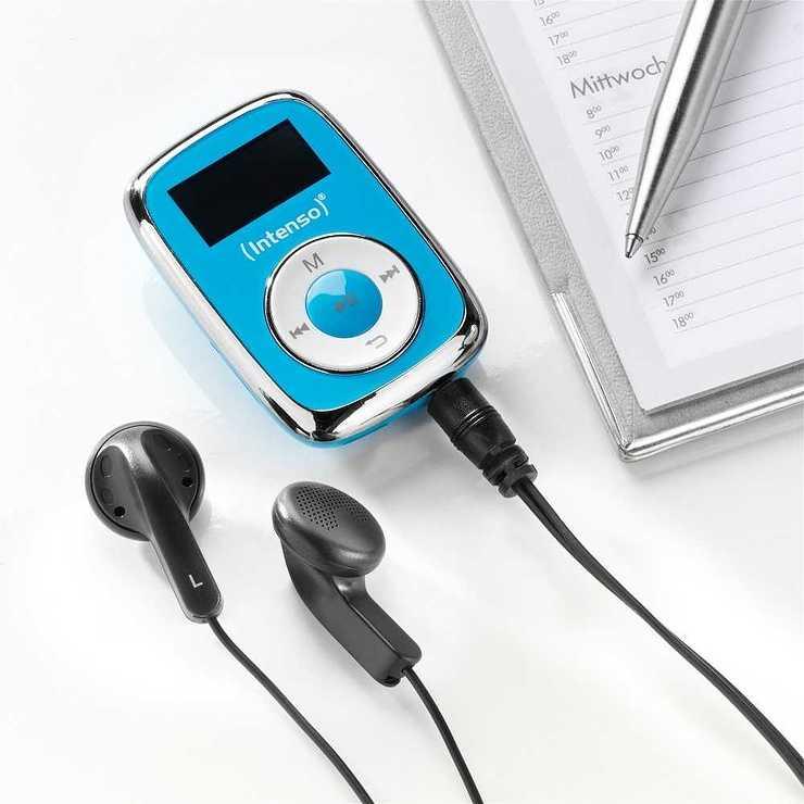 LECTEUR MP3 SERIE MUSIC MOVER CLIP BLEU 3614564p5