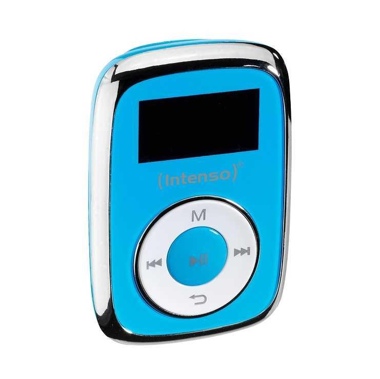 LECTEUR MP3 SERIE MUSIC MOVER CLIP BLEU 0