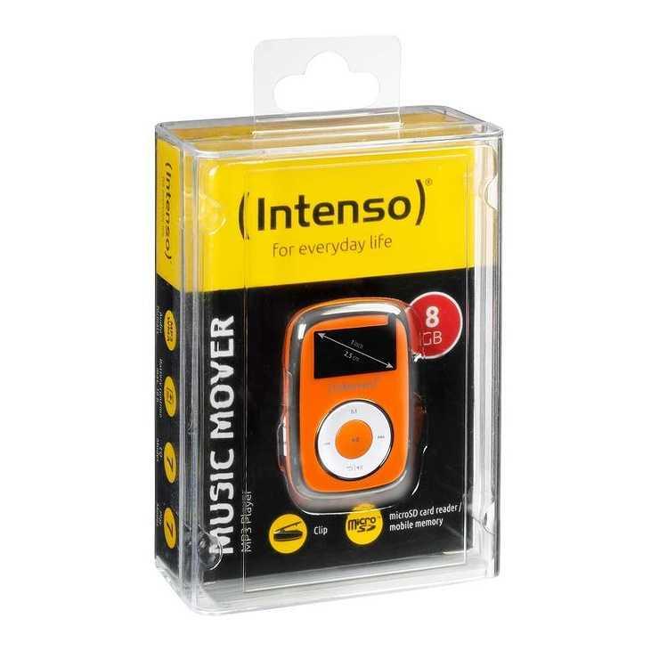 LECTEUR MP3 SERIE MUSIC MOVER CLIP ORANGE 3614565p1