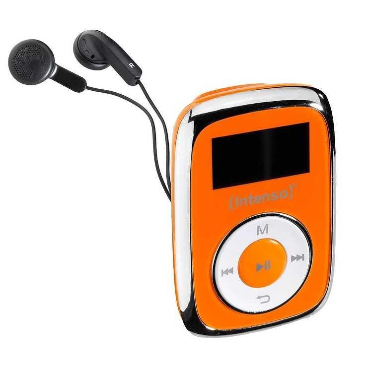LECTEUR MP3 SERIE MUSIC MOVER CLIP ORANGE 3614565p2