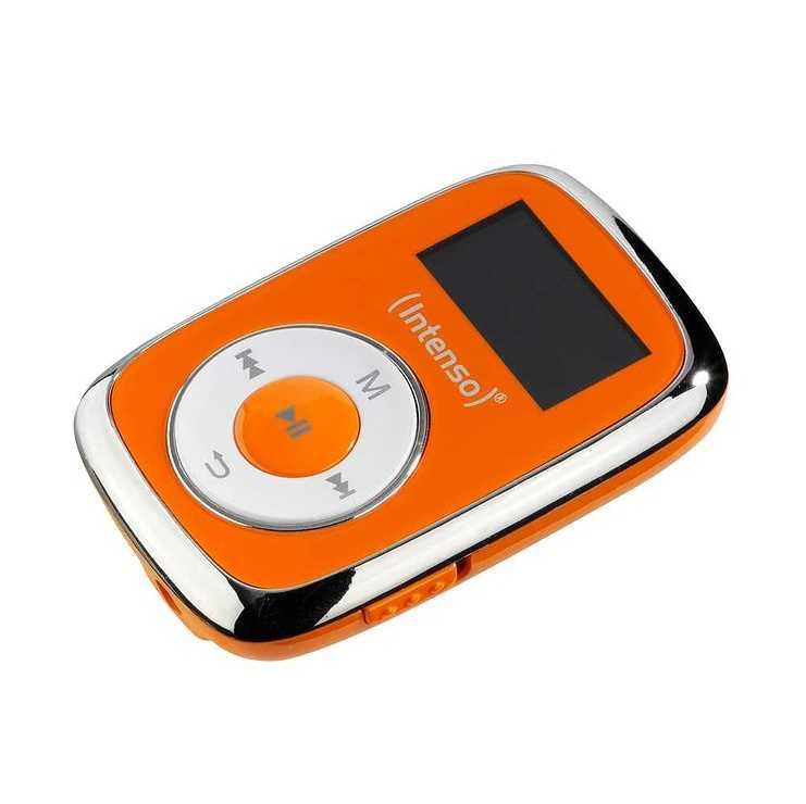 LECTEUR MP3 SERIE MUSIC MOVER CLIP ORANGE 3614565p3