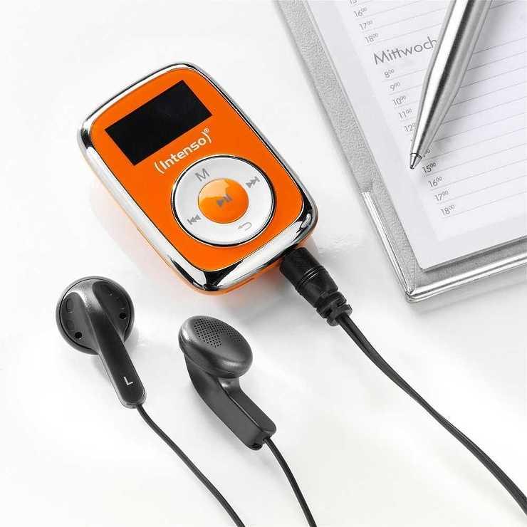 LECTEUR MP3 SERIE MUSIC MOVER CLIP ORANGE 3614565p5