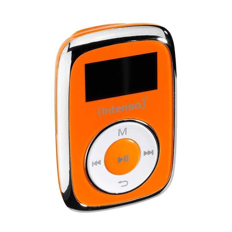 LECTEUR MP3 SERIE MUSIC MOVER CLIP ORANGE 0
