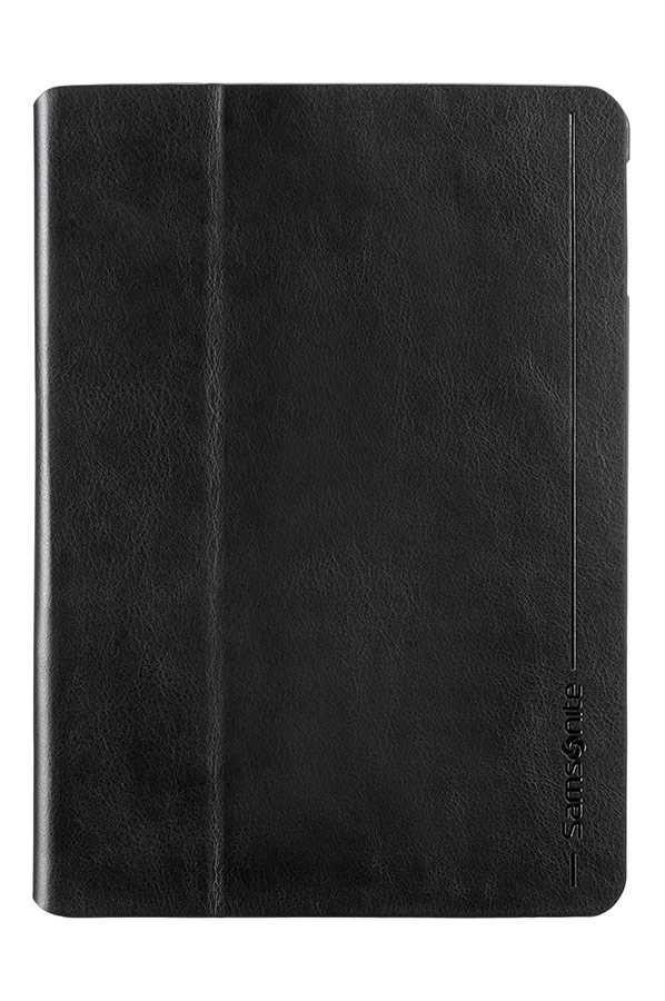etui tablette tabzone cuir ipad air 2 noir noriak. Black Bedroom Furniture Sets. Home Design Ideas