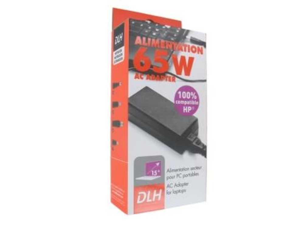 ALIMENTATION SECTEUR COMPATIBLE HP 100% 65W 0
