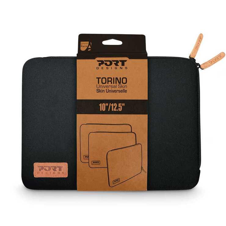 """HOUSSE TORINO 10/12.5"""" NOIR 140380torino-black-pack"""