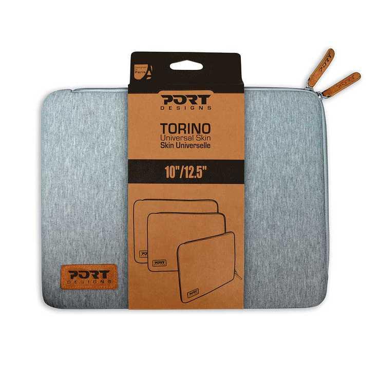 HOUSSE TORINO 10/12.5'''' GRIS 140383torino-grey-pack