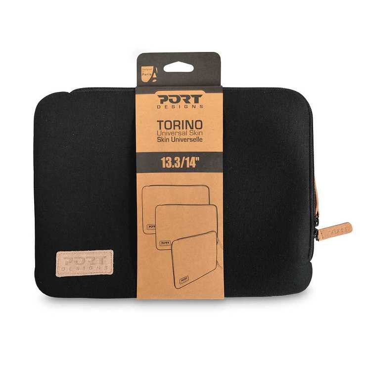 HOUSSE TORINO 13.3/14.4'''' NOIR 140381torino-black-pack