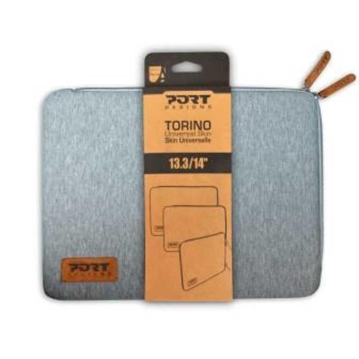 HOUSSE TORINO 13.3/14.4'''' GRIS 140384torino-grey-packsmall