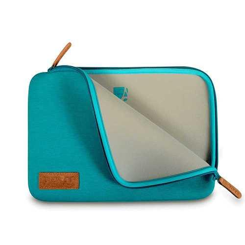 HOUSSE TORINO 13.3/14.4'''' BLEU 140386-140387torino-turquoise-open
