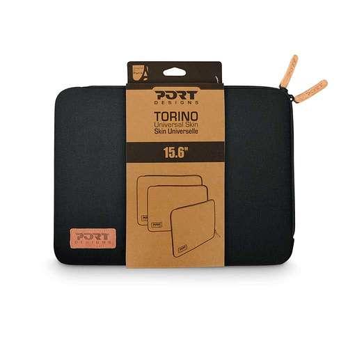 HOUSSE TORINO 15.6'''' NOIR 140382torino-black-packt