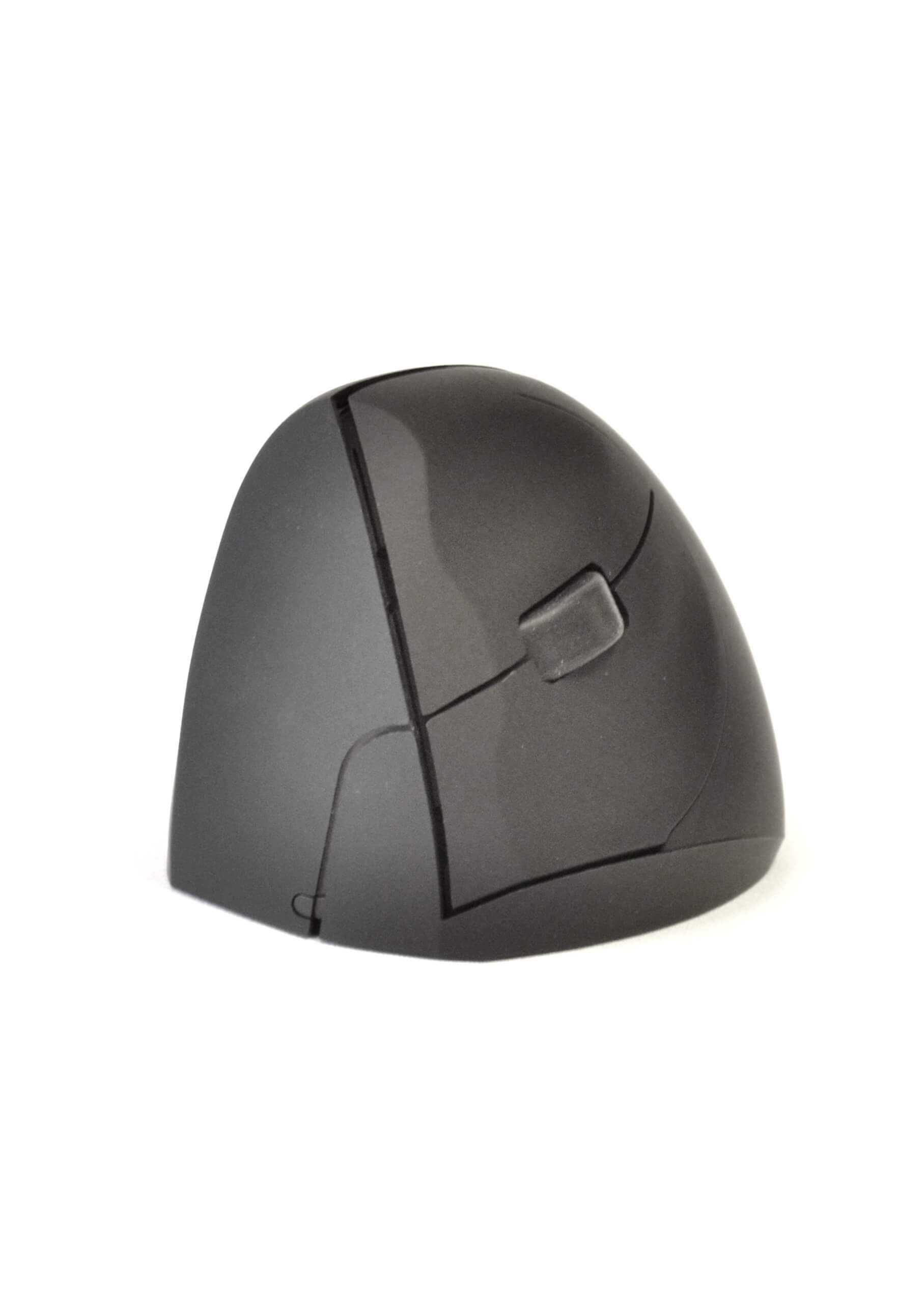 Souris ergonomique sans fil optique 1200 dpi pour gaucher - Tapis de souris ergonomique canal carpien ...