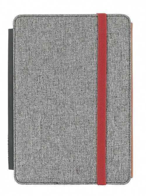 ETUI TABLETTE 7/8'''' EASYSTAND GRIS TEXTURE taxut046-2