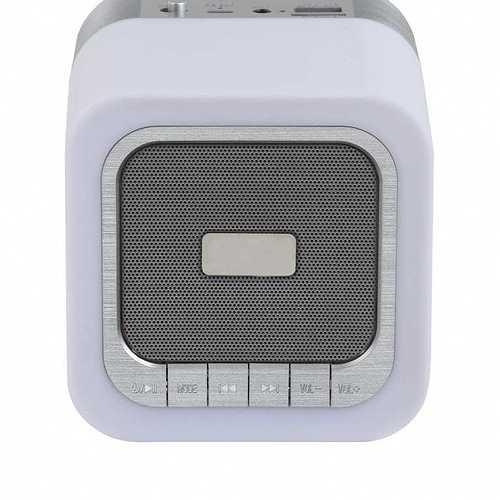 Enceinte Bluetooth radio réveil puissance 5 Watts RMS tes160hd02