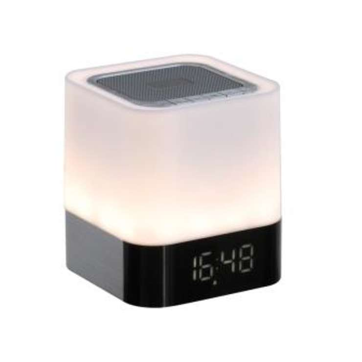 Enceinte Bluetooth radio réveil puissance 5 Watts RMS 0